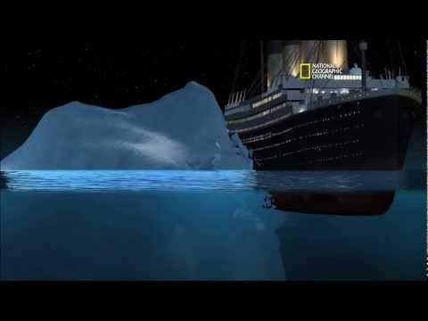 """"""" RMS Titanic"""" il naufragio più disastroso del mondo"""