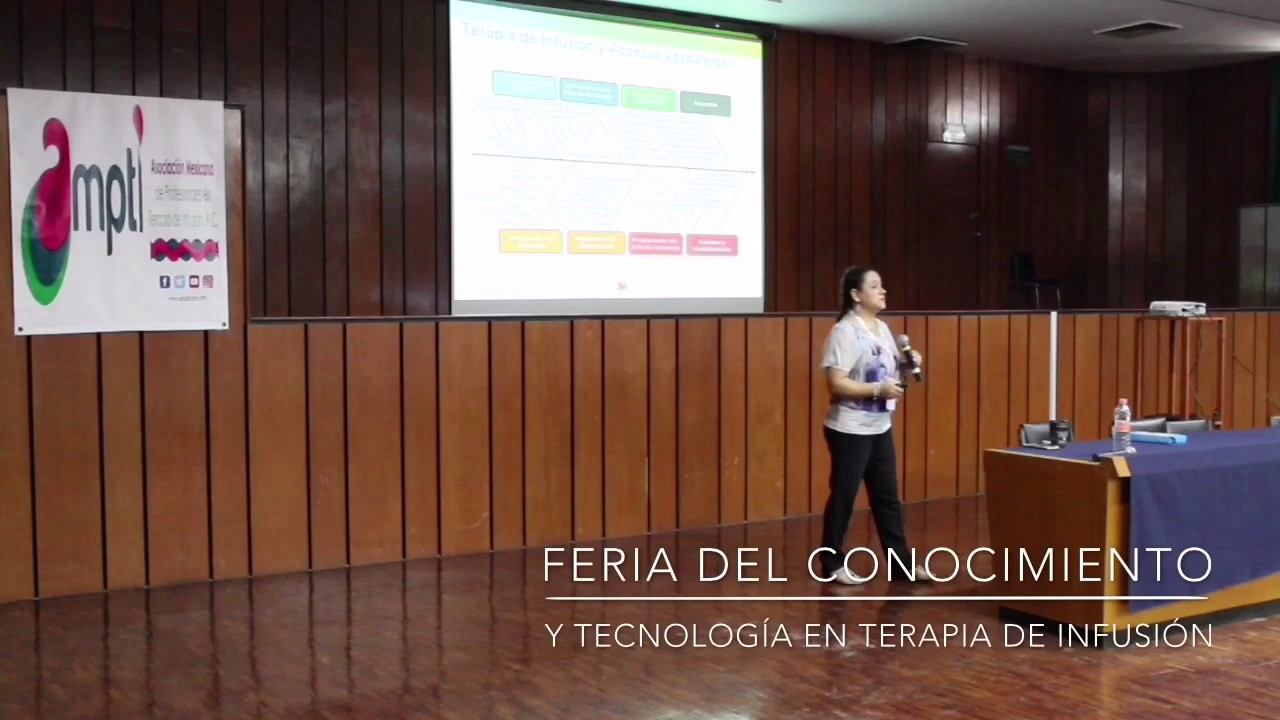 Innovación Tecnología en Terapia de Infusión
