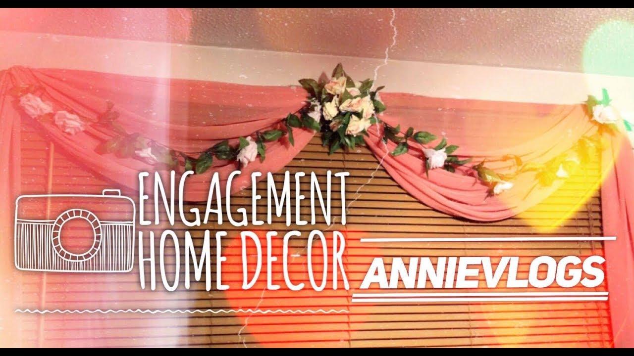 Wedding Series Diy Pre Engagement Cinipaan Home Wedding Decorations 2018 Youtube