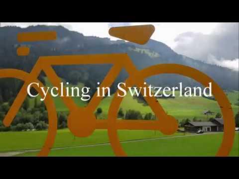 Cycling In Switzerland 4K - MaxBi Entertainment