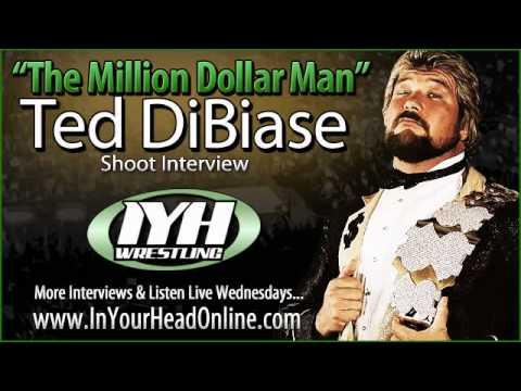 """The Million Dollar Man"" Ted DiBiase IYH Wrestling Shoot Interview"