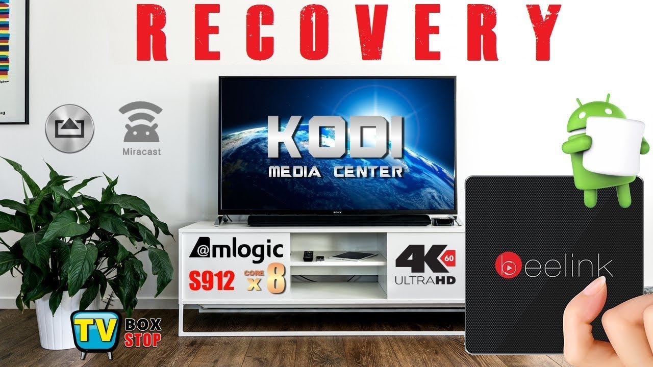 Recovery - Unbrick TV-BOX Beelink GT1 (USB PC não detecta BOX
