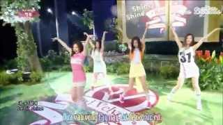 tăng động teamvietsubkara happiness red velvet hot debut stage