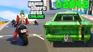 GTA 5 ONLINE Ich versuche mal ernst zu fahren #2042 Let`s Play GTA V Online PS4 2K