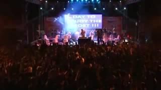 Dj Akash Rohira Live - Netaji Indoor Stadium - Taaza Dandia 2011