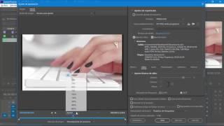 Cómo exportar para DVD en Adobe Premiere Pro CC