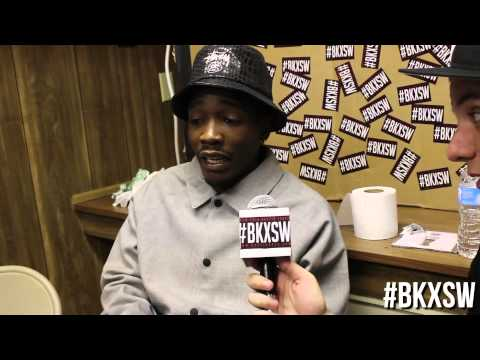 Dizzy Wright Interview w/ Bootleg Kev at BKXSW