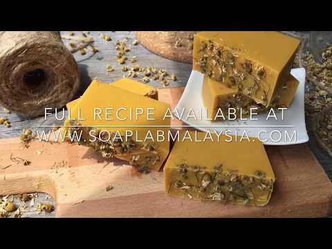 How To Make: Eczema Cleansing Soap (For Irritated, Red and Itchy Skin)