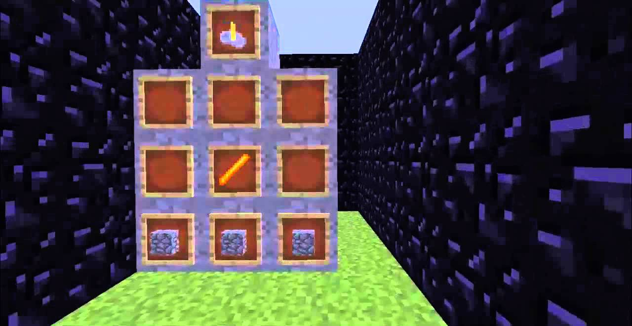 How To Make A Brewing Stand And Bottles In Minecraft 1 5 2