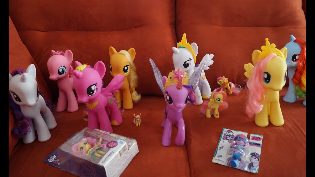 Mi Colección de  My Little Pony - Kenypop!