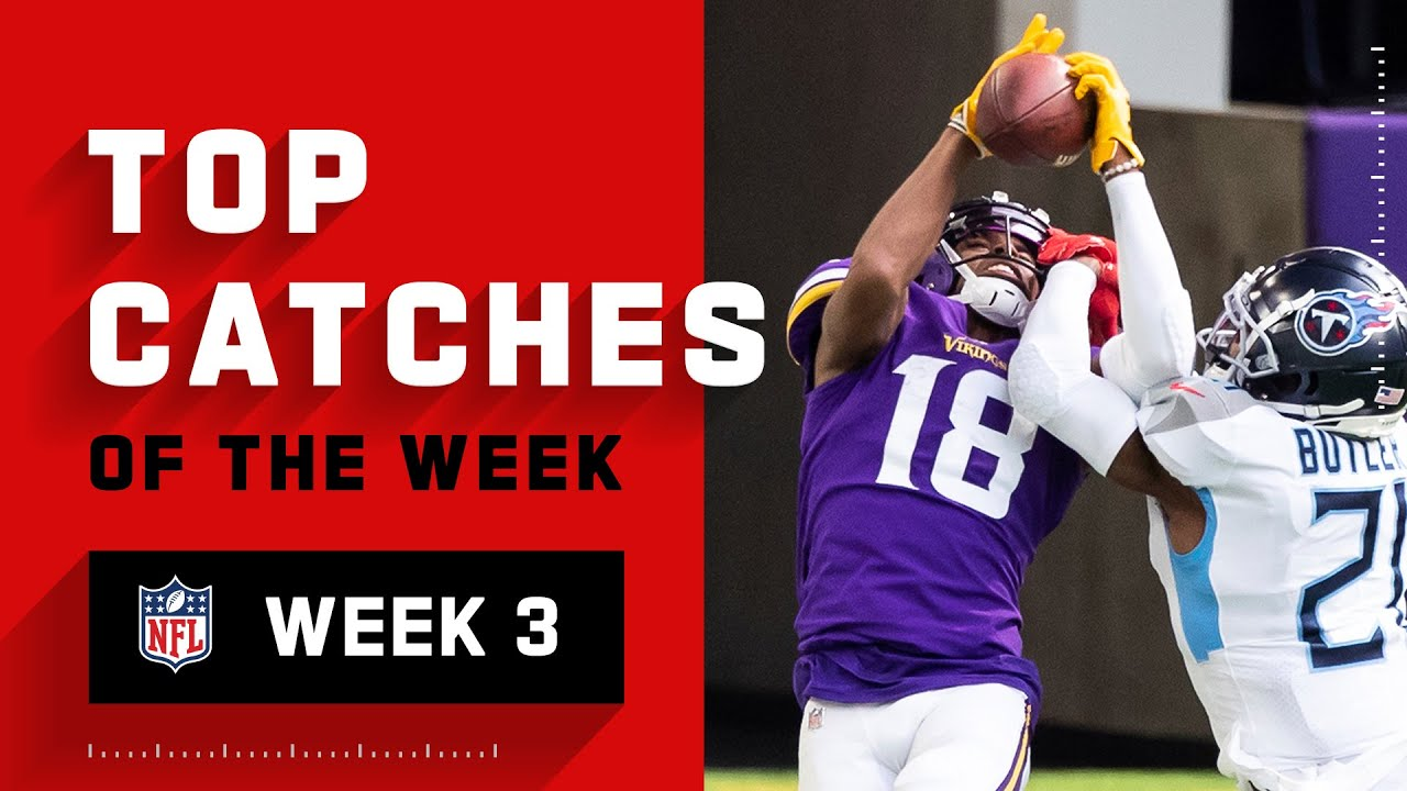 Download Top Catches from Week 3 | NFL 2020 Highlights