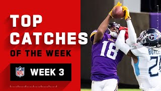 Top Catches from Week 3 | NFL 2020 Highlights