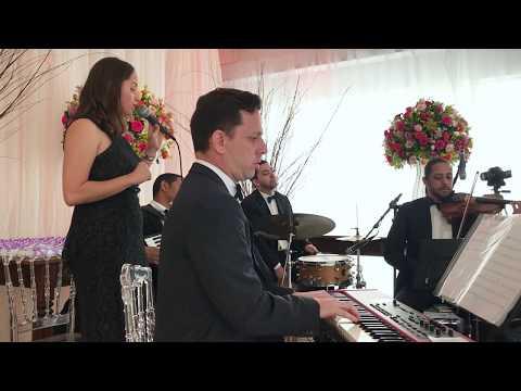 Marcha Nupcial + Escolhi Te Esperar (cover Marcela Taís) - Música para casamento, Natal - RN