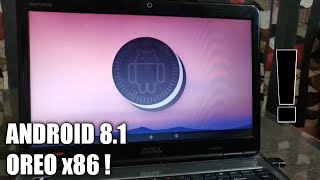 ANDROID 8.1 OREO x86 FOR WINDOWS PC  GUIDE AND REVIEW
