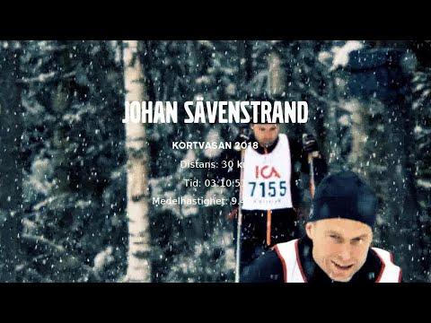 Johan Sävenstrand - KORTVASAN - 03:10:51
