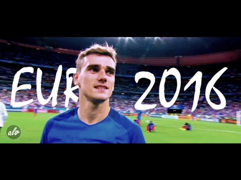 Antoine Griezmann -  Best Player of Euro 2016 • The Film HD