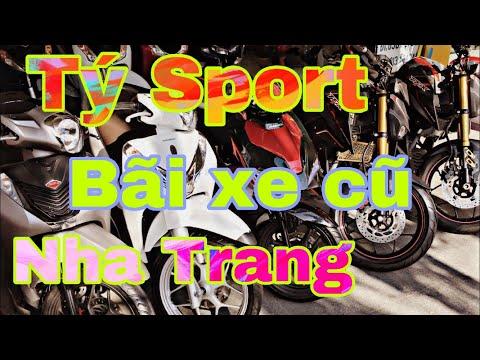 Xe Máy Cũ - Bãi Anh Tí Sport✅ Nha Trang