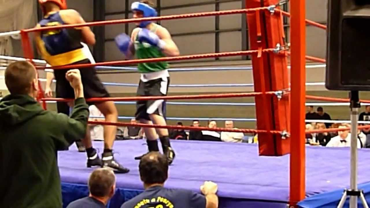 Truro amateur boxing club