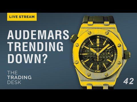 🔴 Audemars Piguet Down In Value? (Market Analysis) | The Trading Desk