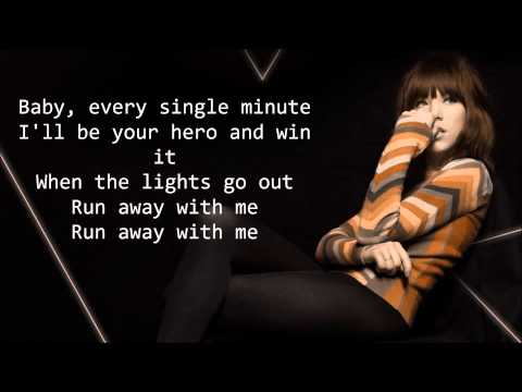 Run Away With Me - Carly Rae Jepsen (Lyric Video)