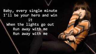Repeat youtube video Run Away With Me - Carly Rae Jepsen (Lyric Video)
