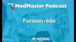 Furosemide Nursing Considerations, Side Effects, and Mechanism of Action Pharmacology for Nurses