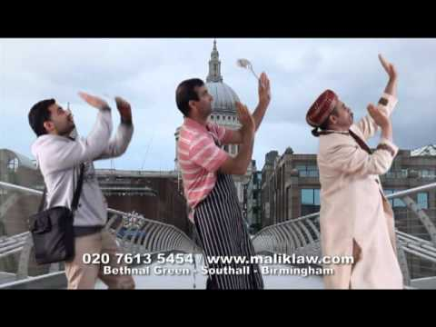 Malik Law Chambers Solicitors commercial Adnan Sami 02.mpg
