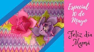 DIY: Regalo Facil para Mamá ❤10 de Mayo  Especial día de las Madres.