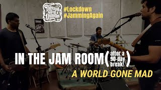 Gambar cover Thermal And A Quarter: In the Jam Room - A World Gone Mad.