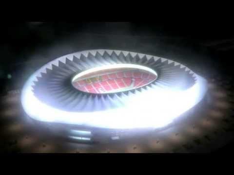 Estadio de la Peineta Atlético de Madrid   ®