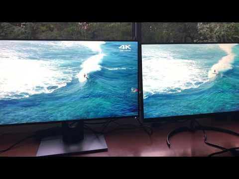 Review of Dell Ultra Sharp HD 4K Monitor U2718Q