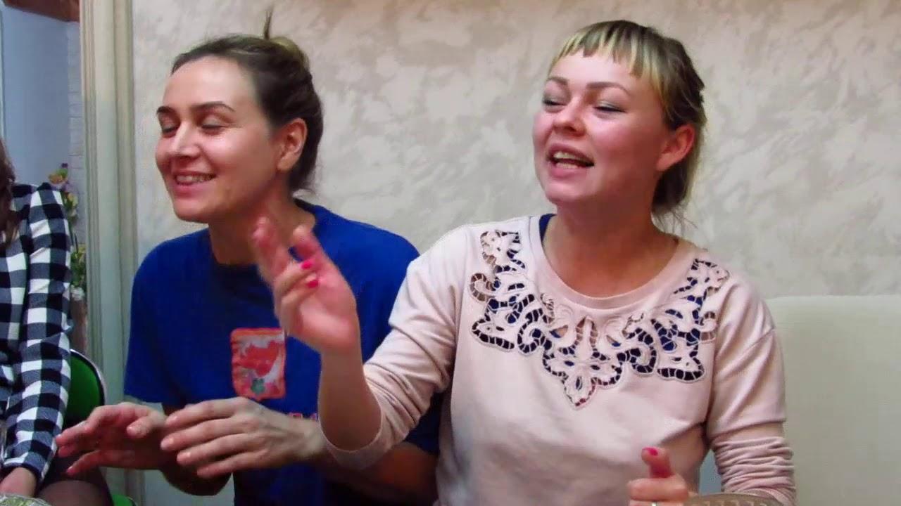 """ЧАСТУШКИ ИСПОЛНЯЮТСЯ АНСАМБЛЕМ """"КАЛИНА """" из Самары"""