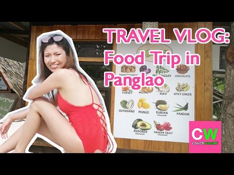 TRAVEL VLOG: Food Trip in Alona Beach (Panglao, Bohol) | couchwasabi