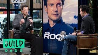 Nathan Fillion Talks ABC's
