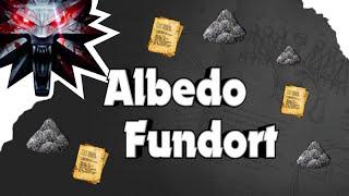 The Witcher 3 - Fundort Albedo Alchemierezept