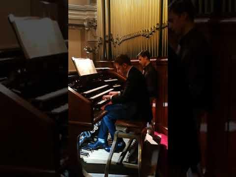 I giovani musicisti del conservatorio di Como 2
