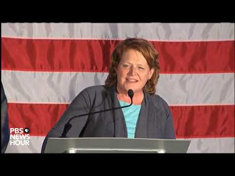 For Heidi Heitkamp, 'it's time to come back home to North Dakota'