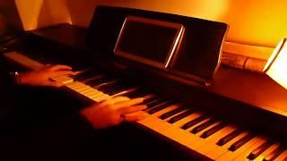 OP16 Naruto Shippuden - Silhouette - Piano