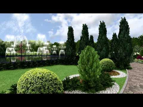 Ландшафтное проектирование в 3-D         Http://tulagreen.ru/