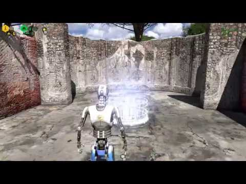 The Talos Principle Serious DLC A/1 gameplay [By DJJK]