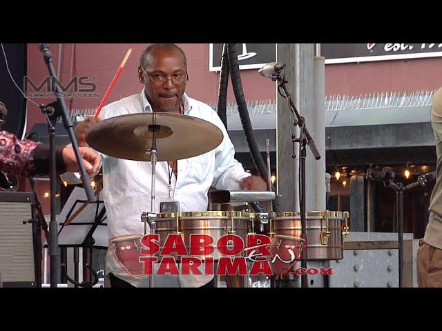 New York Palladium All Stars Cantan Frankie Vasquez Como esta Miguel, Rankan Y Castellano