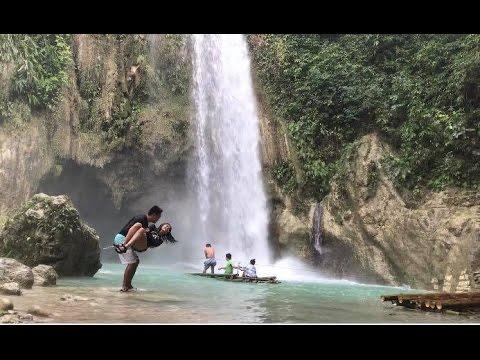 Explore South Cebu | Whale Shark Watching, Sumilon Island, Falls Hopping, Hot Spring