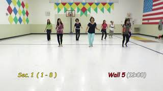 Love Someone - Kate Sala - Line Dance