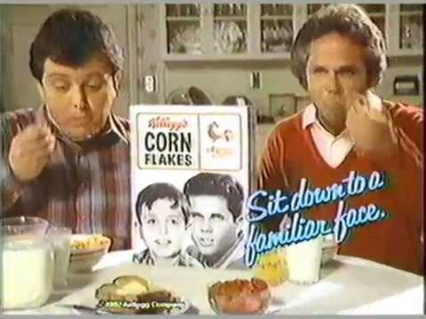 1984 Kellogg's Corn Flakes Commercial