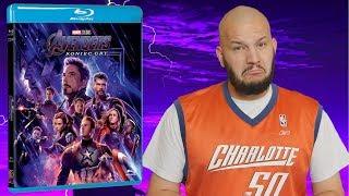 Avengers: Koniec Gry [RECENZJA BLU-RAY]