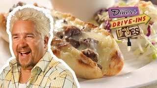Braised Short Rib French Dip from #DDD with Guy Fieri | Food Network