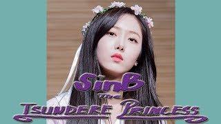 [Gfriend] SinB the Tsundere Princess (She's a cutie pie inside)