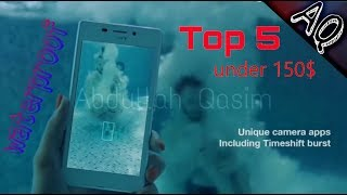 Top 5 Best Waterproof Android Phones|| under 150$ ||