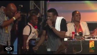 """Cover images Alikiba performs """"You are My Everything"""" Live @ Koroga Festival 9"""