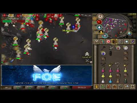 FOE Ends 3 Clans & Takes GDZ With 95 Eagles